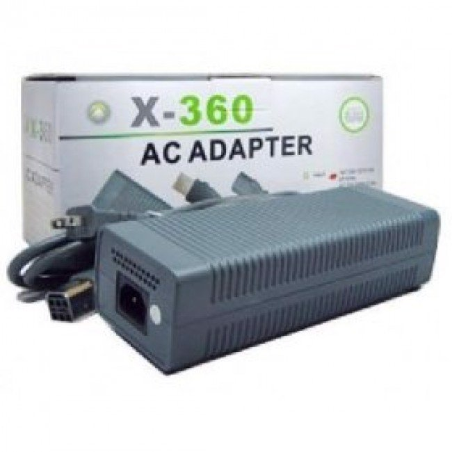 XBox 360 Multi-voltage Power Supply 220v