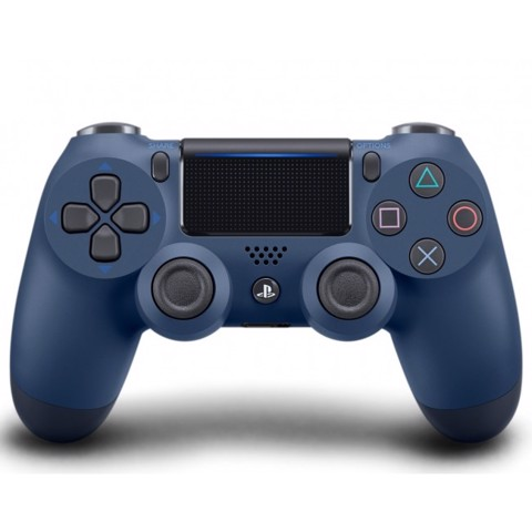 PS4 Dualshock 4 Wireless Controller - Blue Navy - Cty