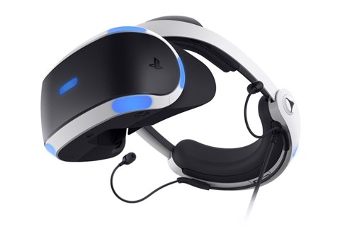 Sony PlayStation VR 2.0 with Camera