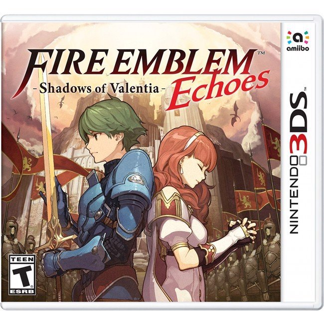 227 - Fire Emblem Echoes: Shadows of Valentia
