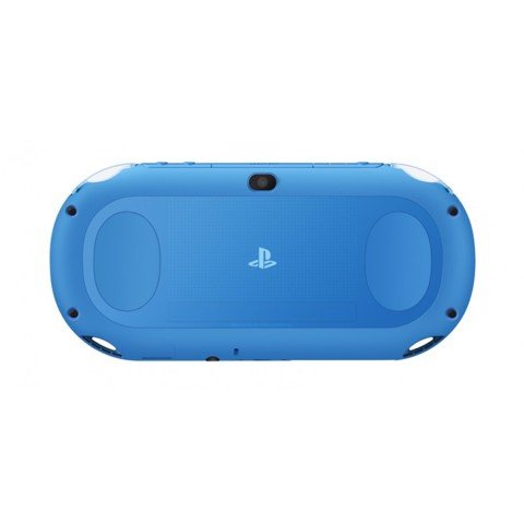 PS Vita Slim Wi-Fi PCH-2000 Aqua Blue ZA23