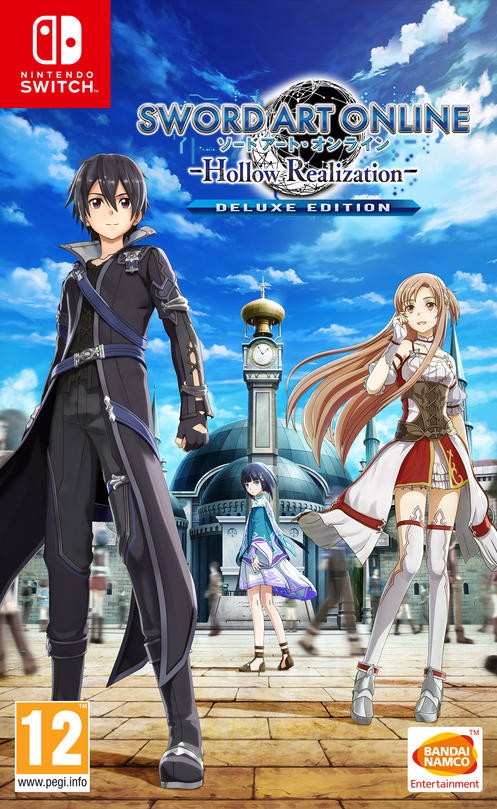 178 - Sword Art Online: Hollow Realization