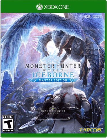 325 - Monster Hunter World: Iceborne
