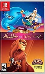 216 - Disney Classic Games: Aladdin and the Lion King