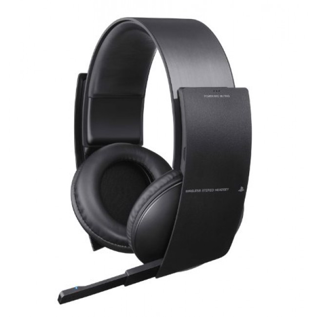 PS3 Wireless Stereo Headset