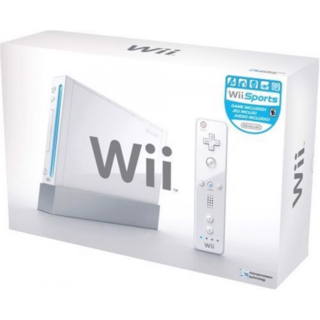 Nintendo Wii - Hack FULL + HACK HDD- SECOND HAND