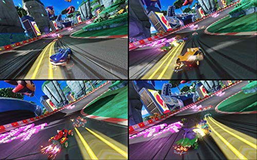 284 - Sonic Mania + Team Sonic Racing Double Pack