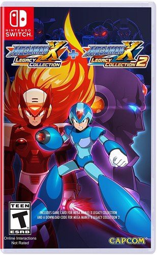 118 - Mega Man X Legacy Collection 1+2