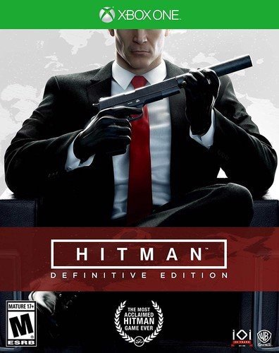 262 - Hitman Definitive Edition