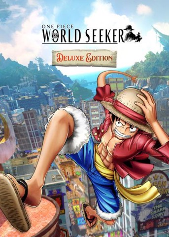 710 - One Piece World Seeker Deluxe Edition