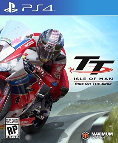 559 - TT Isle of Man: Ride On The Edge