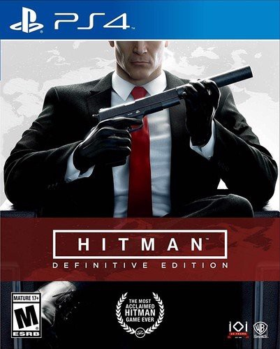 593 - Hitman Definitive Edition - ASIA Ver