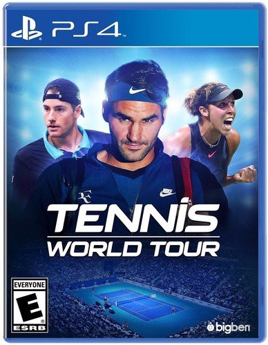 597 - Tennis World Tour