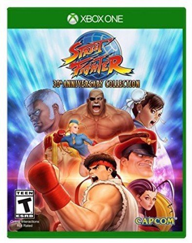 265 - Street Fighter 30th Anniversary Collection
