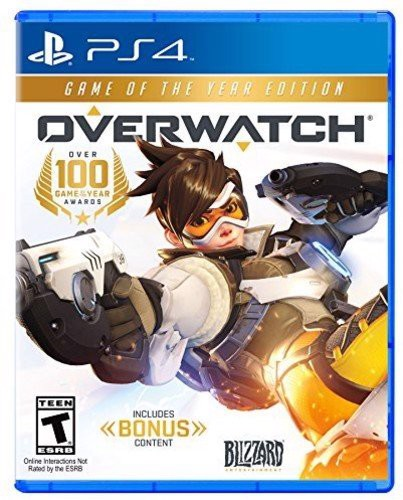 245 - Overwatch Origins Edition - GOTY