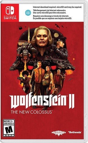 111 - Wolfenstein II: The New Colossus