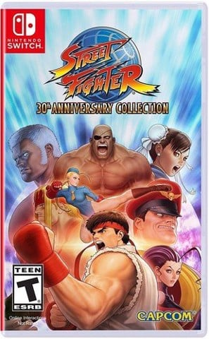094 - Street Fighter 30th Anniversary Collection