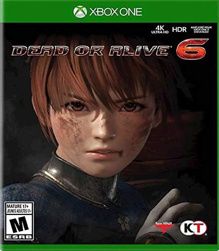 318 - Dead or Alive 6