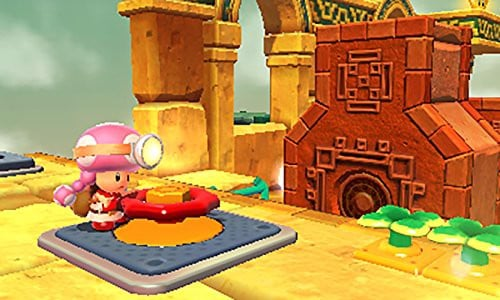 243 - Captain Toad: Treasure Tracker