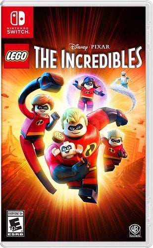 101 - LEGO The Incredibles