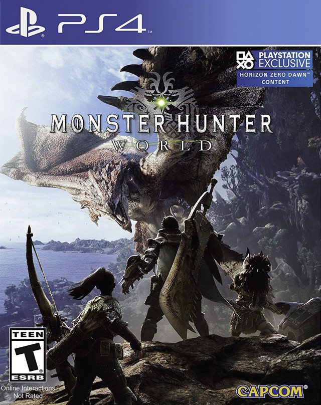538- Monster Hunter: World - ASIA VER