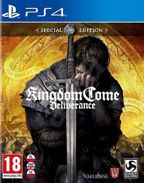 556 - Kingdom Come: Deliverance Special Edition - Us Version