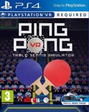 592 - Ping Pong: Table Tennis Simulator PSVR