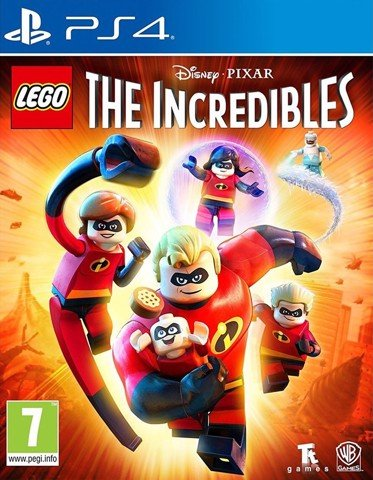 610 - LEGO The Incredibles
