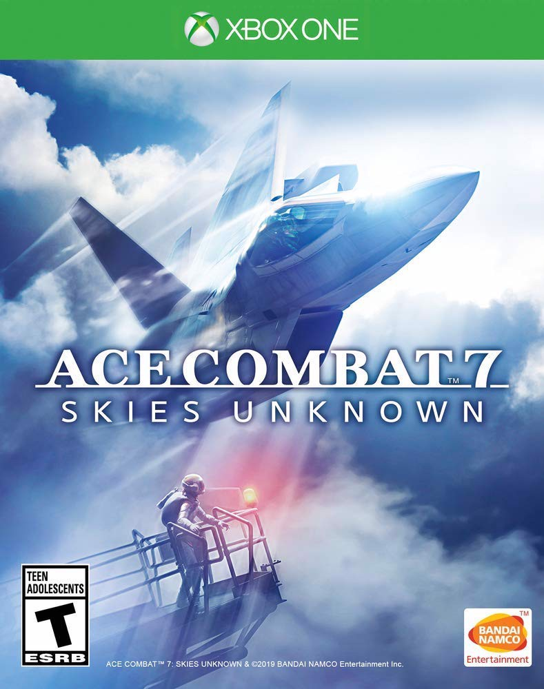 306 - Ace Combat 7: Skies Unknown