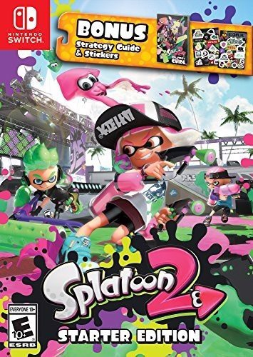 083 - Splatoon Starter Edition