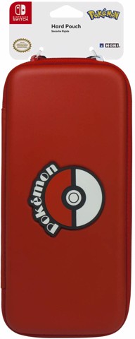 HORI Nintendo Switch Poke Ball Tough Pouch