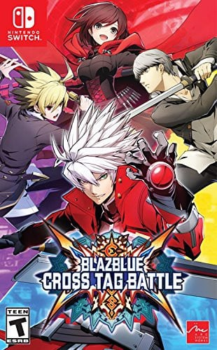 095 - BlazBlue: Cross Tag Battle