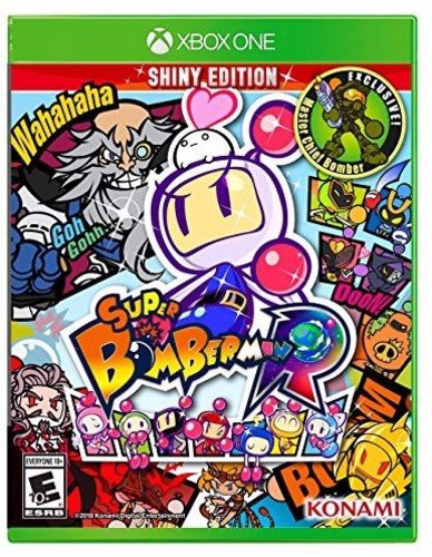 267 - Super Bomberman R -Shiny Edition