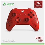 Xbox Wireless Controller - Sport Red