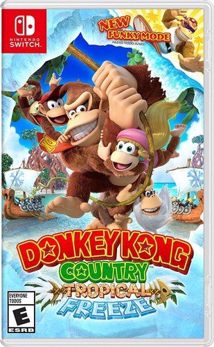 088 - Donkey Kong Country: Tropical Freez
