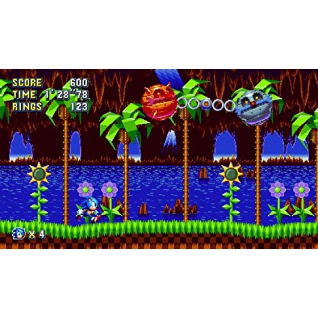 030 - Sonic Mania Collector's Edition