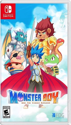 152 - Monster Boy and the Cursed Kingdom