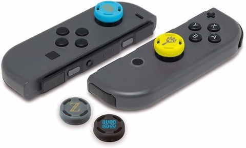 HORI Nintendo Switch Analog Caps (Legend of Zelda Edition)