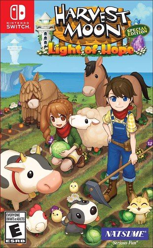092 - Harvest Moon: Light of Hope