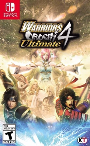 242 - Warriors Orochi 4 Ultimate-US