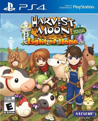 600 - Harvest Moon: Light of Hope