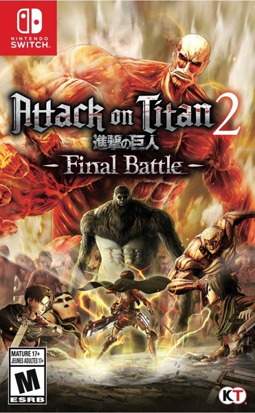 188 - Attack On Titan 2: Final Battle