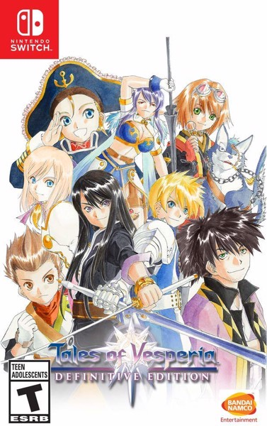 155 - Tales of Vesperia - Definitive Edition