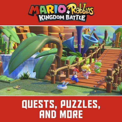 032 - Mario + Rabbids Kingdom Battle