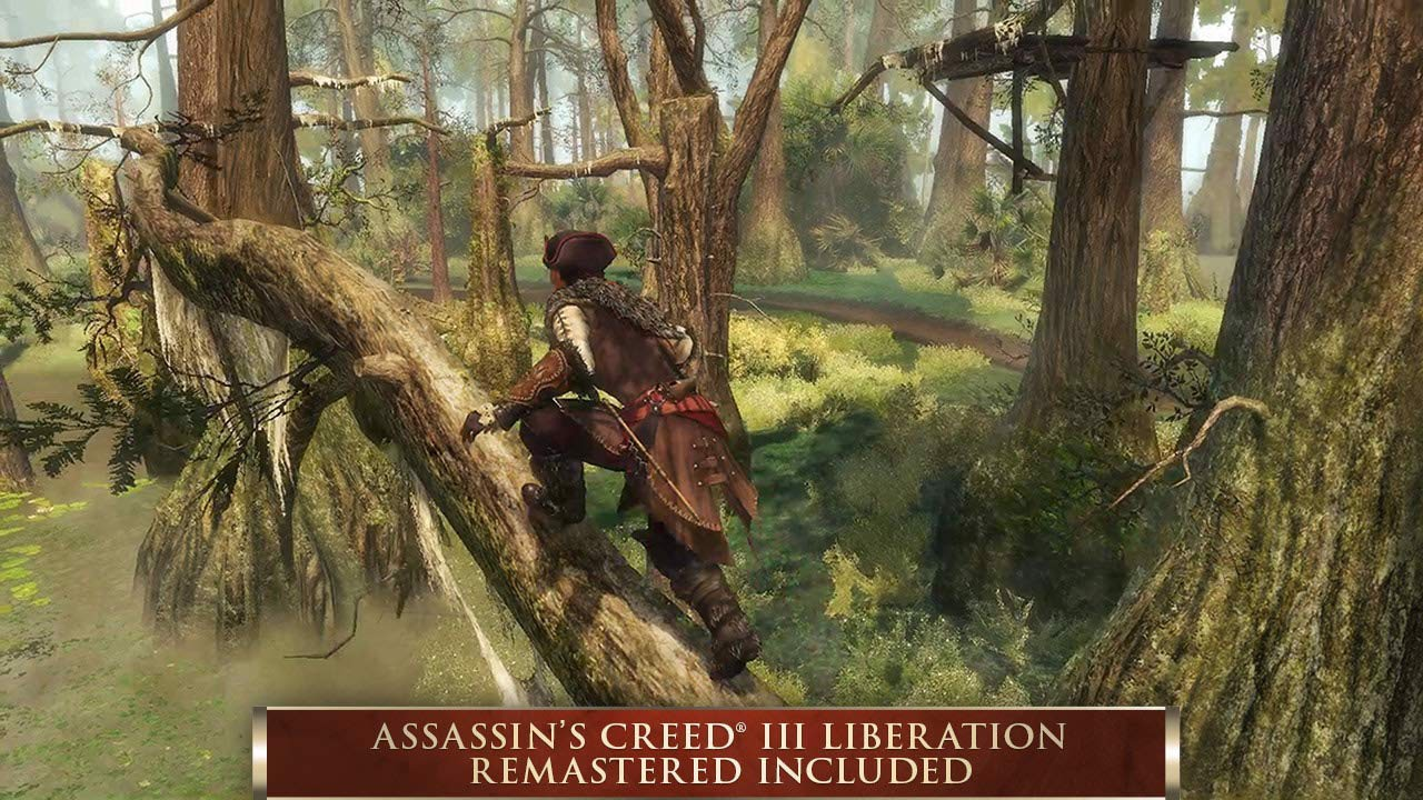 191 - Assassin's Creed III: Remastered