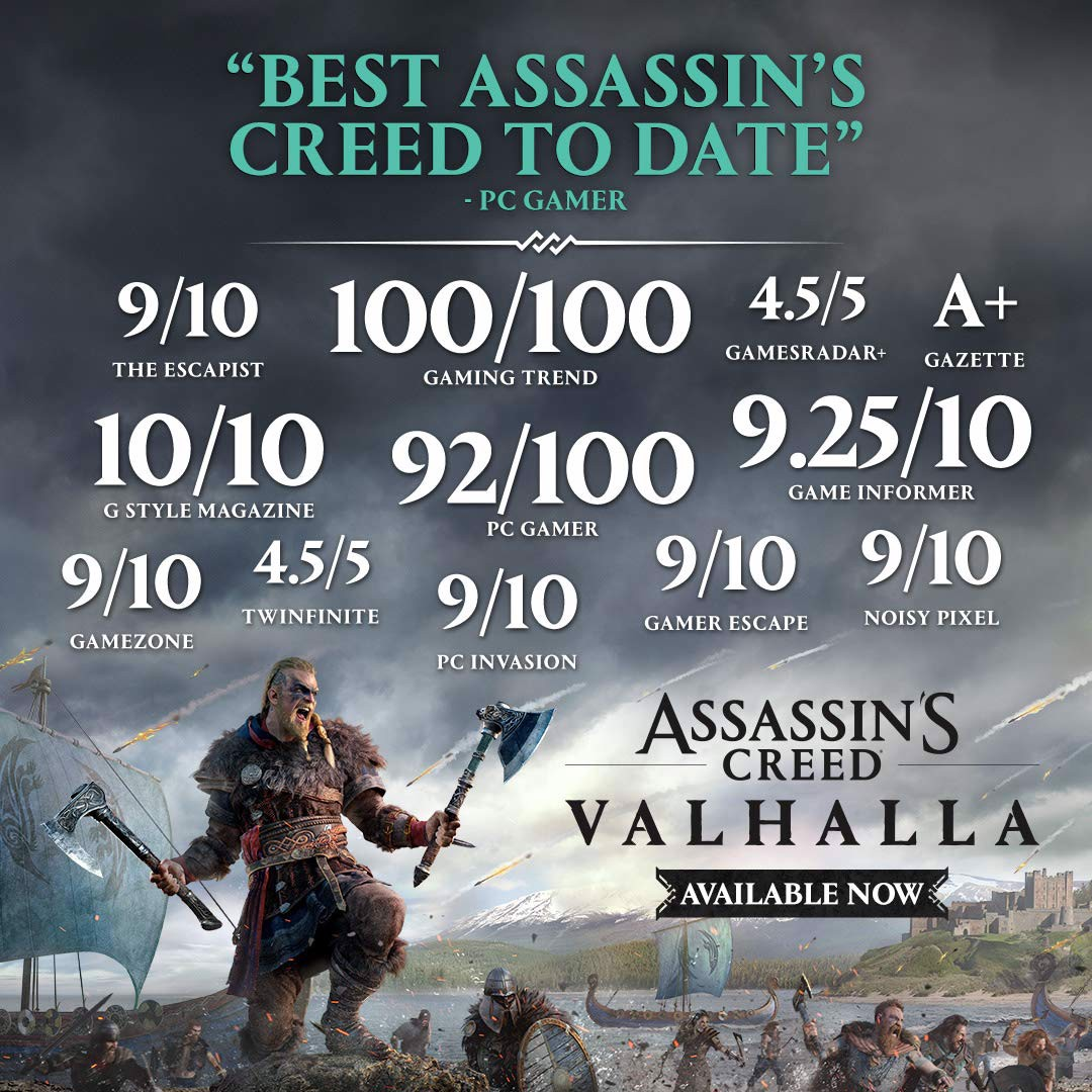 342 - Assassin's Creed Valhalla