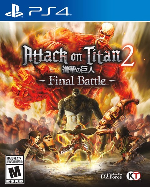734 - Attack On Titan 2: Final Battle