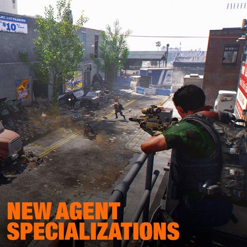 705 - Tom Clancy's The Division 2