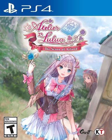 722 - Atelier Lulua: The Scion of Arland
