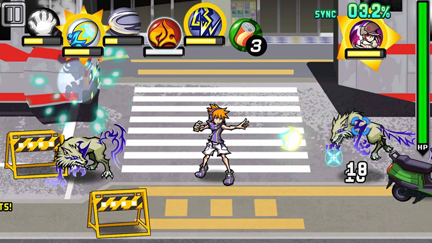 136 - The World Ends with You: Final Remix